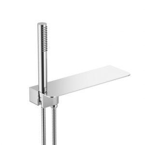Zestaw prysznicowy ścienny Excellent Clif chrom AREX.SS.040CR