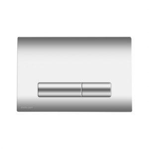 Przycisk spłukujący do WC Excellent Aurro chrom INEX.AU230.150.CR