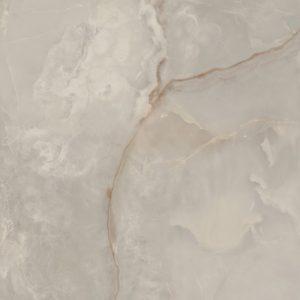 Płytka podłogowa Paradyż Invisible White Poler 120x120 cm