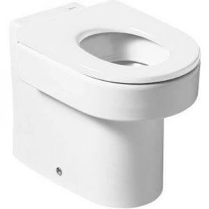 Miska WC stojąca dla dzieci Roca Happening 27x41 cm biały A347115000