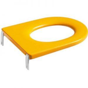 Siedzisko do Miski WC Roca Happening żółty A801116714