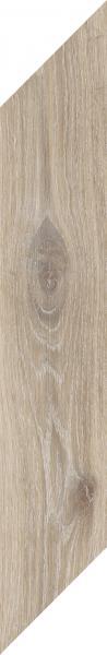 Płytka podłogowa Paradyż Heartwood Cardamon Chevron Prawy Mat 9,8x59,8 cm