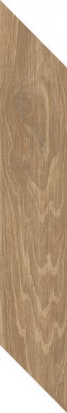 Zdjęcie Płytka podłogowa Paradyż Heartwood Toffee Chevron Lewy Mat 9,8×59,8 cm