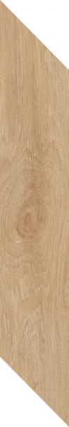 Zdjęcie Płytka podłogowa Paradyż Heartwood Honey Chevron Lewy Mat 9,8×59,8 cm