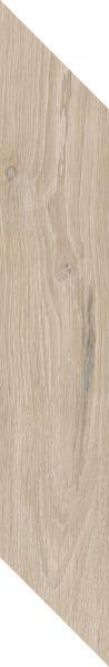 Zdjęcie Płytka podłogowa Paradyż Heartwood Latte Chevron Lewy Mat 9,8×59,8 cm