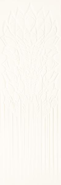 Płytka ścienna Paradyż Cold Crown White Struktura 39,8x119,8 cm