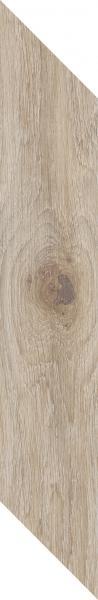 Płytka podłogowa Paradyż Heartwood Cardamon Chevron Lewy Mat 9,8x59,8 cm