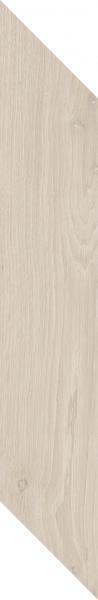 Zdjęcie Płytka podłogowa Paradyż Heartwood Crema Chevron Lewy Mat 9,8×59,8 cm