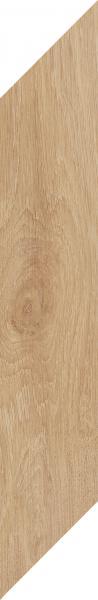 Zdjęcie Płytka podłogowa Paradyż Heartwood Honey Chevron Prawy Mat 9,8×59,8 cm