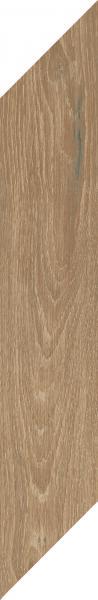 Zdjęcie Płytka podłogowa Paradyż Heartwood Toffee Chevron Prawy Mat 9,8×59,8 cm