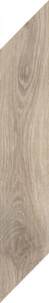 Zdjęcie Płytka podłogowa Paradyż Heartwood Cardamon Chevron Prawy Mat 9,8×59,8 cm