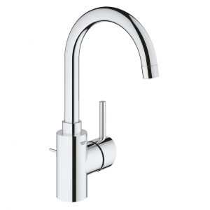GROHE Concetto - bateria umywalkowa, DN 15 Rozmiar L  chrom 32629002 @