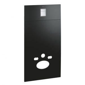 GROHE Skate Cosmopolitan - szklany panel velvet black 39374KS0