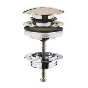 GROHE - zestaw odpływowy 1 1/4  polished nickel 65807BE0