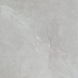 Płytka podłogowa Tubądzin Brainstorm grey LAP 59,8x59,8 cm
