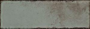 Płytka ścienna Tubądzin Curio green mix A STR 23,7x7,8 cm