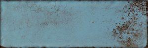 Płytka ścienna Tubądzin Curio blue mix C STR 23,7x7,8 cm