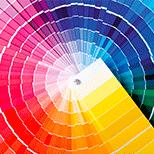 Bogata gama kolorów